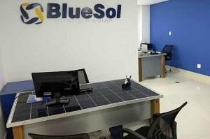 Blue Sol Energia Solar comemora a marca de 118 GWh gerados