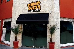 Franqueado da Dídio Pizza há 10 anos fatura R$ 150 mil por mês com unidade em São Paulo