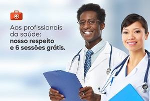 Maislaser homenageia profissionais de saúde com sessões gratuitas